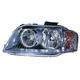 1ALHL01834-2006-08 Audi A3 Headlight Driver Side