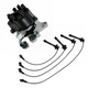 1AEDK00009-Distributor and Wire Set