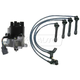 1AEDK00006-Honda Civic Civic Del Sol Distributor and Wire Set