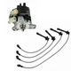 1AEDK00007-1988-91 Honda Civic CRX Distributor and Wire Set