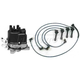 1AEDK00008-1988-89 Acura Integra Distributor and Wire Set