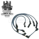 1AEDK00011-1992 Dodge Colt Eagle Summit Distributor and Wire Set