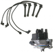 1AEDK00028-Honda Civic Civic Del Sol Distributor and Wire Set
