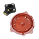 1AEDK00041-Mercedes Benz Distributor Cap & Rotor Kit