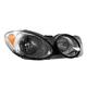 1ALHL01981-2008-09 Buick Allure LaCrosse Headlight
