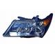 1ALHL01998-2007-09 Acura MDX Headlight Driver Side