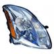 1ALHL01963-2005-06 Nissan Maxima Headlight