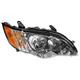 1ALHL01905-2008-09 Subaru Legacy Headlight