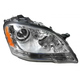 1ALHL01925-Mercedes Benz Headlight Passenger Side