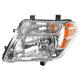 1ALHL01930-2008-12 Nissan Pathfinder Headlight Driver Side