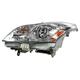 1ALHL01936-Infiniti Headlight Driver Side