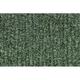 ZAICK13133-1974 Lincoln Continental Complete Carpet 4880-Sage Green