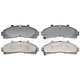 RABPS00029-Brake Pads Front Raybestos SGD652M