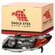 1ALHL01648-2006-09 Honda Civic Headlight Driver Side
