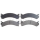 RABPS00035-Brake Pads Front Raybestos SGD784M