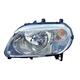 1ALHL01646-2007-10 Chevy HHR Headlight Driver Side