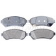RABPS00031-Brake Pads Front Raybestos SGD699M