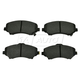 RABPS00019-Brake Pads Front Raybestos SGD1273M