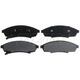 RABPS00023-Brake Pads Front Raybestos SGD376M