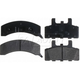 RABPS00022-Brake Pads Front Raybestos SGD369M