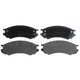 RABPS00026-Saturn Brake Pads Front  Raybestos SGD507M