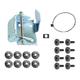 1ADMX00070-Door Hinge Repair Kit  Dorman 924-104