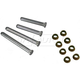 1ADMX00072-Dodge Door Hinge Pin & Bushing Kit