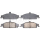 RABPS00055-Brake Pads Raybestos SGD727C
