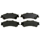 RABPS00050-Brake Pads Rear Raybestos SGD792M