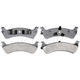 RABPS00049-Brake Pads Raybestos SGD667M
