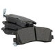 RABPS00048-Brake Pads Rear Raybestos SGD508M