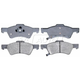 RABPS00044-Brake Pads Front Raybestos SGD857M