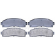 RABPS00042-Brake Pads Front Raybestos SGD833M