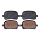RABPS00060-Brake Pads Raybestos SGD707C