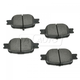 RABPS00068-Scion tC Toyota Celica Brake Pads