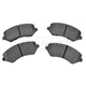 RABPS00067-Brake Pads Raybestos SGD856C