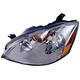 1ALHL01634-2002-04 Nissan Altima Headlight Driver Side