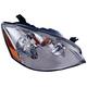 1ALHL01635-2002-04 Nissan Altima Headlight Passenger Side