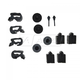 1AWSX00011-1965 Chevy Chevelle Rubber Bumper Kit