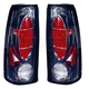 1ALTZ00051-Tail Light Pair Carbon Fiber Look