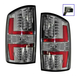 1ALTZ00054-Dodge Tail Light Pair