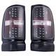 1ALTZ00063-Dodge Tail Light Pair