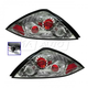 1ALTZ00076-2003-05 Honda Accord Tail Light Pair