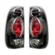 1ALTZ00074-Ford Tail Light Pair