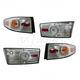 1ALTZ00075-2003-05 Honda Accord Tail Light Pair