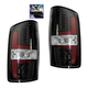 1ALTZ00080-Dodge Tail Light Pair