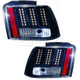 1ALTZ00019-Ford Mustang Tail Light Pair