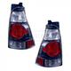 1ALTZ00027-2003-05 Toyota 4Runner Tail Light Pair