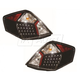 1ALTZ00023-2007-09 Nissan Altima Tail Light Pair