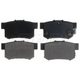 RABPS00017-Brake Pads Rear Raybestos SGD537C
